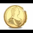 // eredeti érme 12 dukát  Aranyóriás Erdélyből  aranyozott rézötvözet  utánveret  másolat  nem pénz  replica  no coin