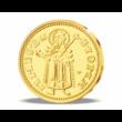Magyar aranyritkaság - Károly Róbert aranyforint, 1325, utánveret
