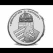 Érem hátlapja  címerek  Nemzetünk nagyjai